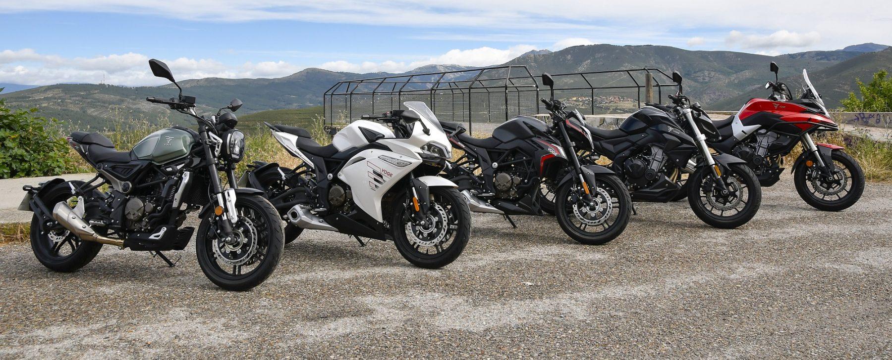 Voge, la marca china de motos que quiere ser diferente