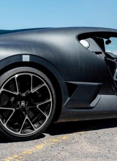 El aire acondicionado del Bugatti Chiron puede enfriar un piso de 80 metros